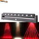 China products led dj lights 3w amber sharpy beam moving laser wash led light bar