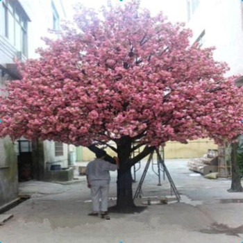 faux cherry blossom tree. great artificial cherry blossom tree bls Artificial Outdoor Trees