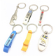 High Quality OEM Bottle Opener Keychains Souvenir Metal Plating Nickle/Gold Opener Custom Keyholders