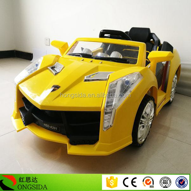 2017 new model 2 seater kids electric car high quality kids electric car 24v
