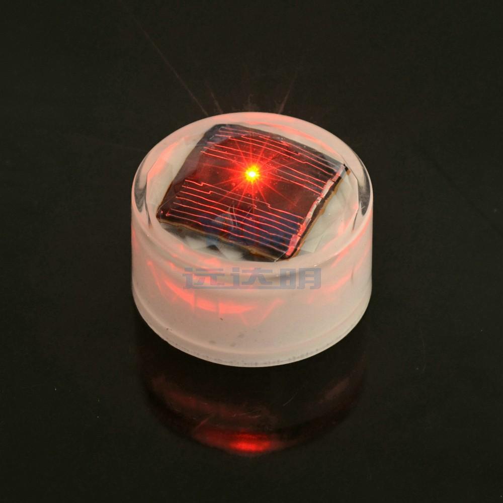 Ydm Small Round Plastic Road Light Embedded Solar Stud