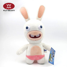 Soft Cotton Plush Animal Cartoon Rabbit Cartoon Toy Gifts For Kids