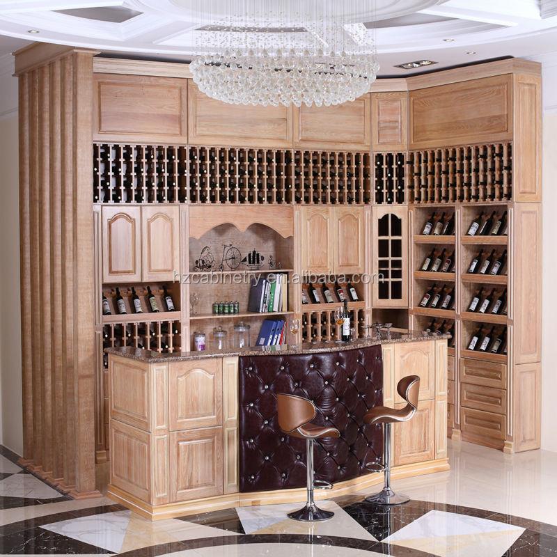 excellent style de luxe amricaine armoire vin en bois