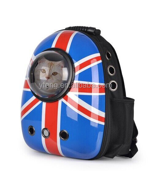 colorfull cat / dog cage bag new design Nylon oxford body material