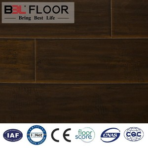 oak wood 8mm 12mm mdf hdf wooden laminate flooring manufacturer