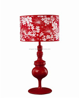 European Style Fabric Lampshade Making Supplies For Hotel And Room