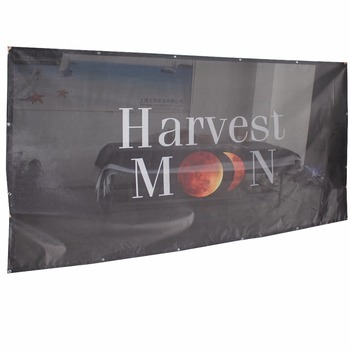 Outdoor wall advertising pvc vinyl banner, vinyl signs banner printing