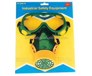 SLR-2GM-2G chemical smoke safety Dust mask Respirator