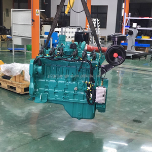 1500/1800rpm Water Cooled 150KW Natural Gas/Biogas Engine