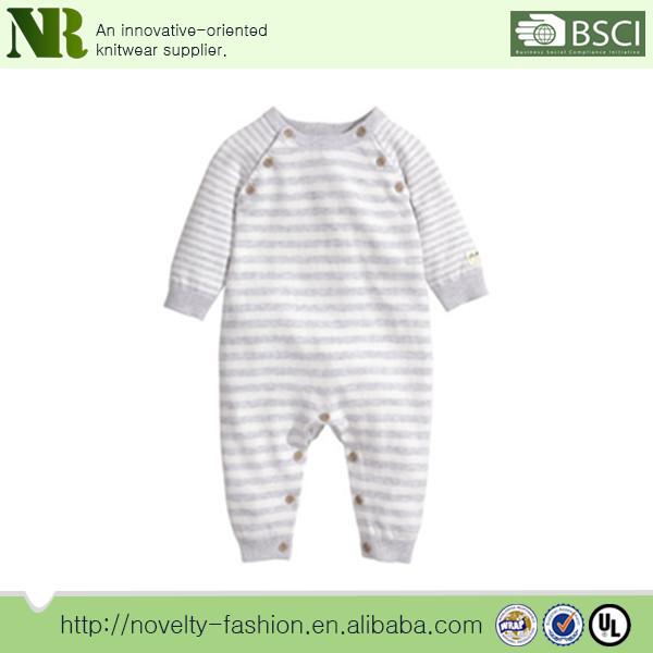 8321b1dc4 Long sleeve baby ramper cotton ramper