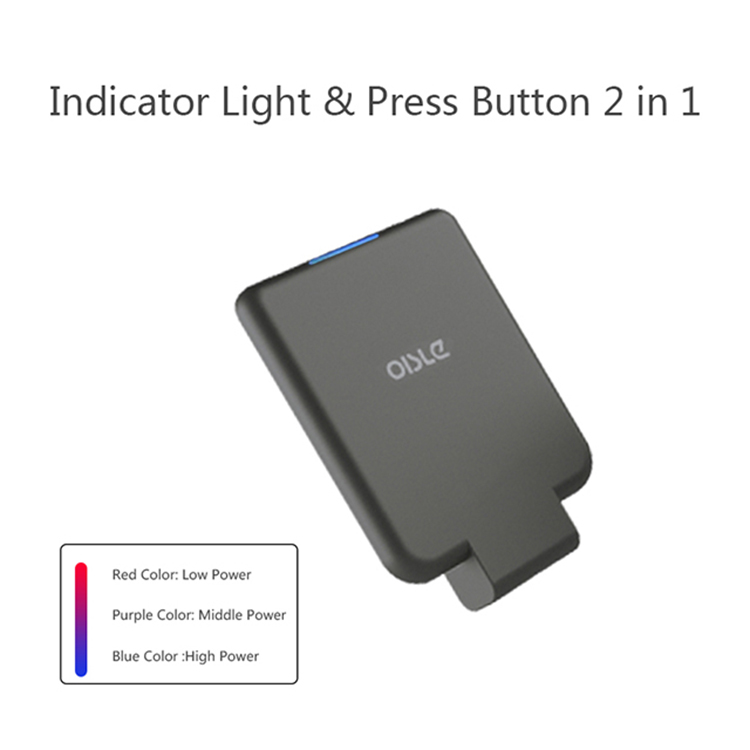 OISLE 4500mAh Quick Charge  5V 2A Power Bank External Portable Charger for Micro USB
