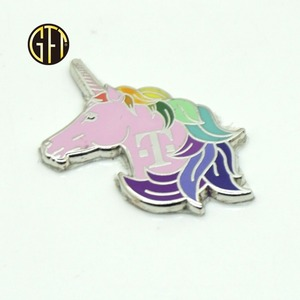 Original factory hot sale competitive price laser engraving horse pin