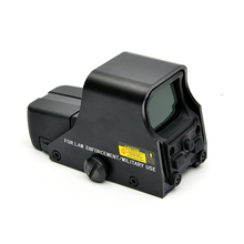 Tactical 551 Red Dot Optic Holographic Sight Mini Reflex Sight Reddot For Hunting