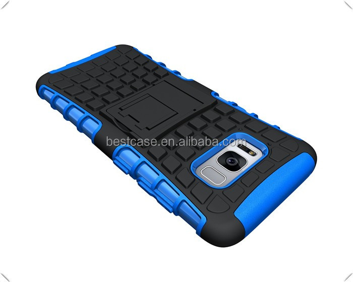 hybrid case armor mobile phone case with stand for redmi note1