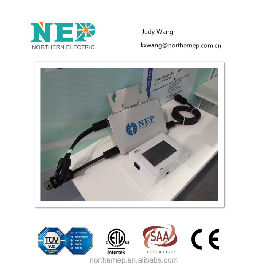 Nep Solar Microinverter As Enphase Micro Inverter - Buy Solar ...