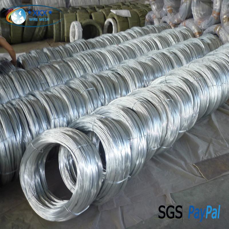 10 Gauge Galvanized Stainless Steel Iron Wire, 10 Gauge Galvanized ...