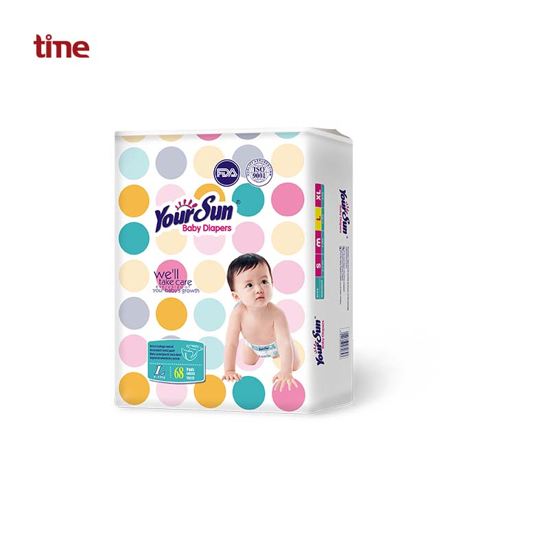 2018 new design nappy pampee bebe diapers for children wholesale YourSun brand baby diapers reliable factory in china since 1997