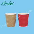 Single Wall Paper Cup Coffee Cups 6oz Coffee Paper Cup Disposable Paper Cup
