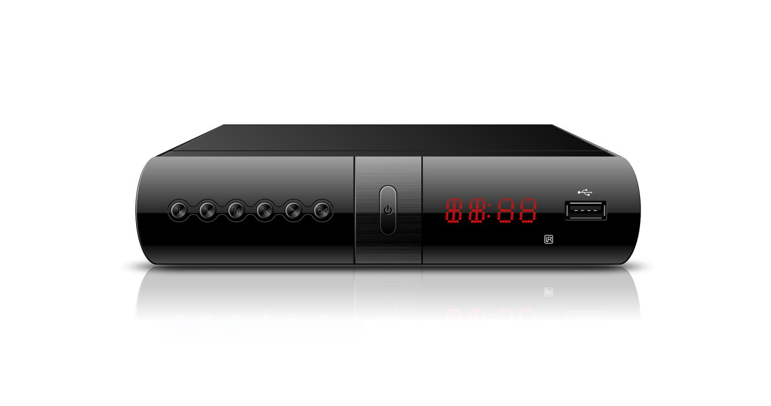 v8 angel android tv box digital satellite receiver
