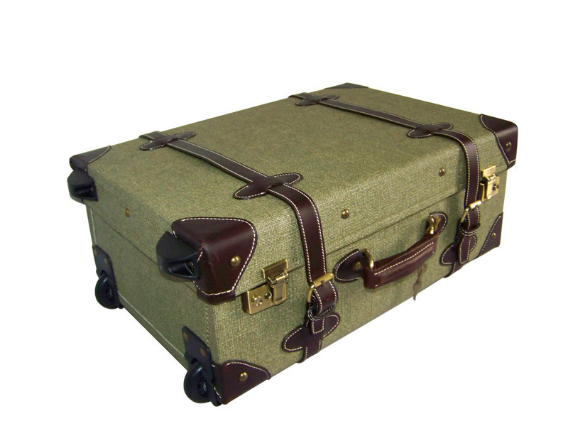 New Design Vintage Wooden/cardboard Suitcase Manufacturers - Buy ...