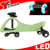Original Manufacturer Adult Magic car With lighted Wheels With Original Factory