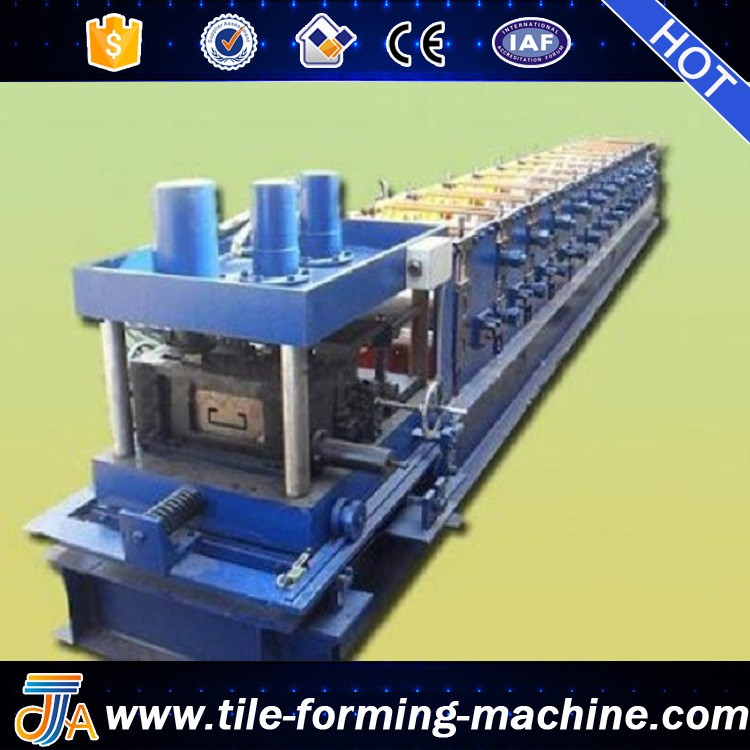 cnc multi-model c z purlin machine flying saw roll forming machine by bello lin