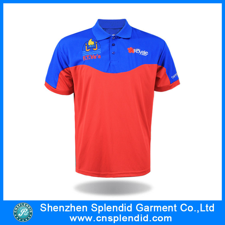 Design custom clothing fashion embroidered poloshirt 3xl to 8xl