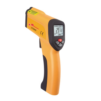 HT-6885 CE ROHS report high temperature infrared thermometer digital for industry