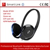 Best Handsfree bluetooth motorcycle helmet headset with SD slot support TF 16GB SD card and FM Radio