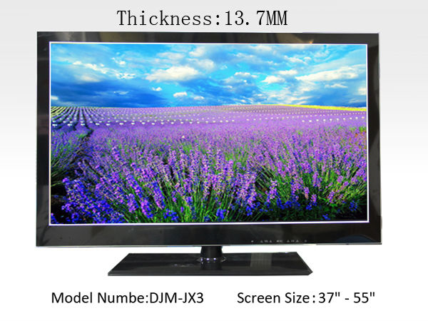 42 inch 3D led TV DVB-T/ATV System HD Super Slim LED TV