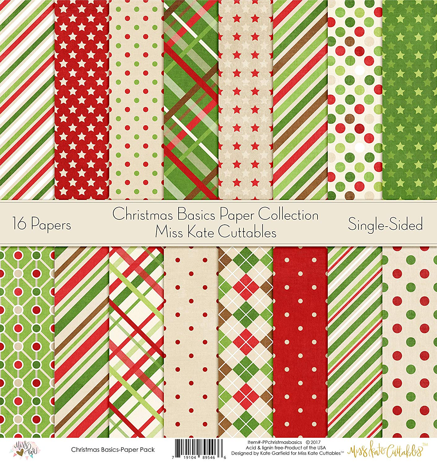 MBI 12 x 12 Scrapbook Expansion Pages 12 pages 2-PACK 6sht