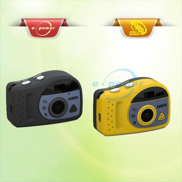E-Power 1080P Mini DV High Definition Video Record Multifunctional Mini Camcorder ER0266