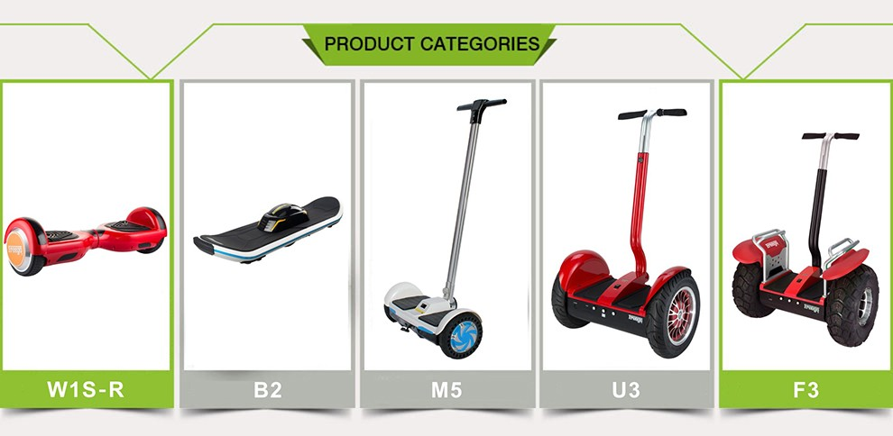 wholesale Hoverboard electric skateboard 2 wheel 10 inch self balance smart scooter with handle