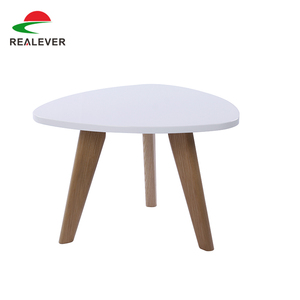 Standard Design wood slab kiel furniture table dining circular table