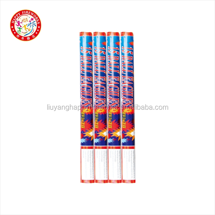 Fireworks 100 shots Magic ball Fuegos Roman Candle wedding decoration halloween wholesale fireworks