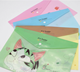 Cute Cartoon Cheese Cat PVC A4 Filing Products File Folder Storage Stationery