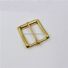 Roller Pin Buckle Solid Brass Buckle for Bags or Man