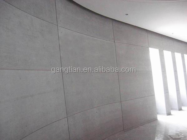 China New Products Waterproof Fiber Cement Sheet Fibre