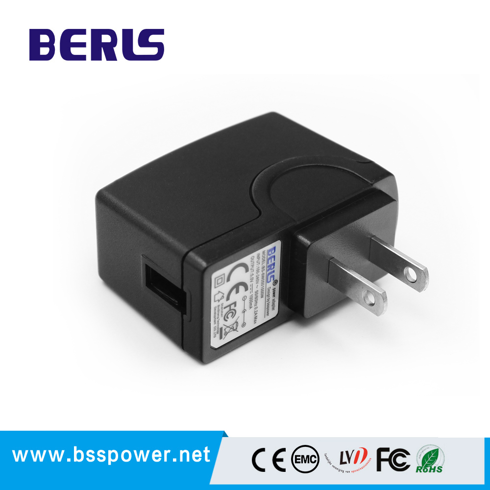factory promotion price universal usb travel 12v 1a power adapter