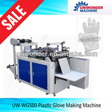 Disposable Plastic Glove Making Machine, Food Glove Machine, 2014 Newly Glove Equipement