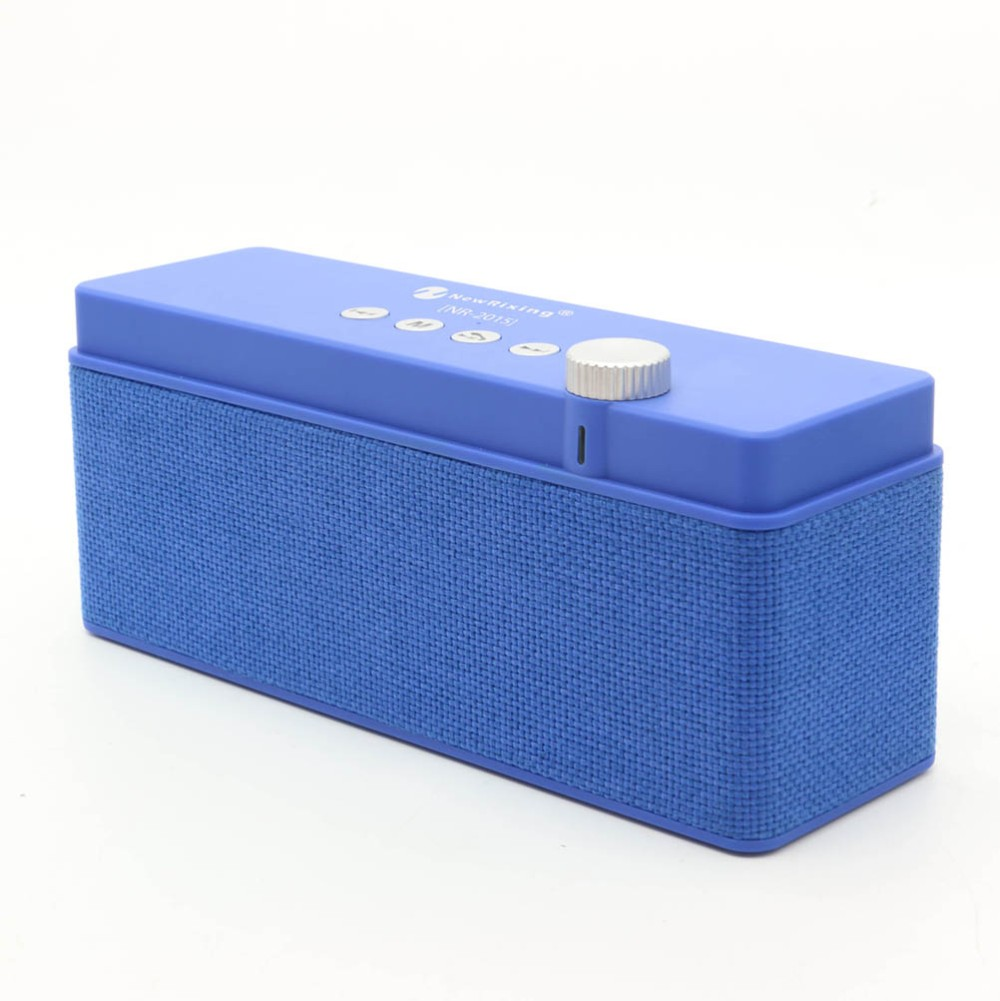2pcs Fabric OEM bt gadget parlantes bluetooth speaker for outdoor sports event