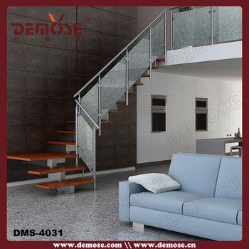 Escalera Interior Económica/diseño De Acero Escaleras Interiores ...