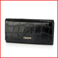Cheap wallet women Fashion woman leather travel organizer wallet/ top real leather wallet organizer