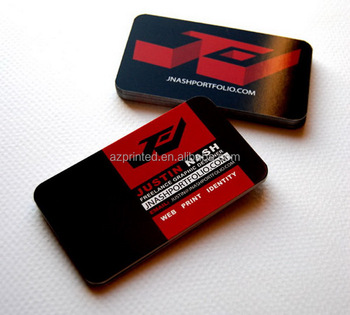 Customize The High End Business Cardhigh Quality Business Cards