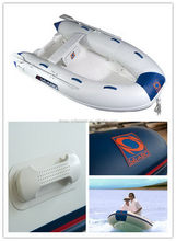 Latest professional inflatable pontoon boat fishing boat
