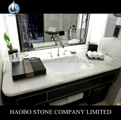 High Quality White Onyx Countertops Prices