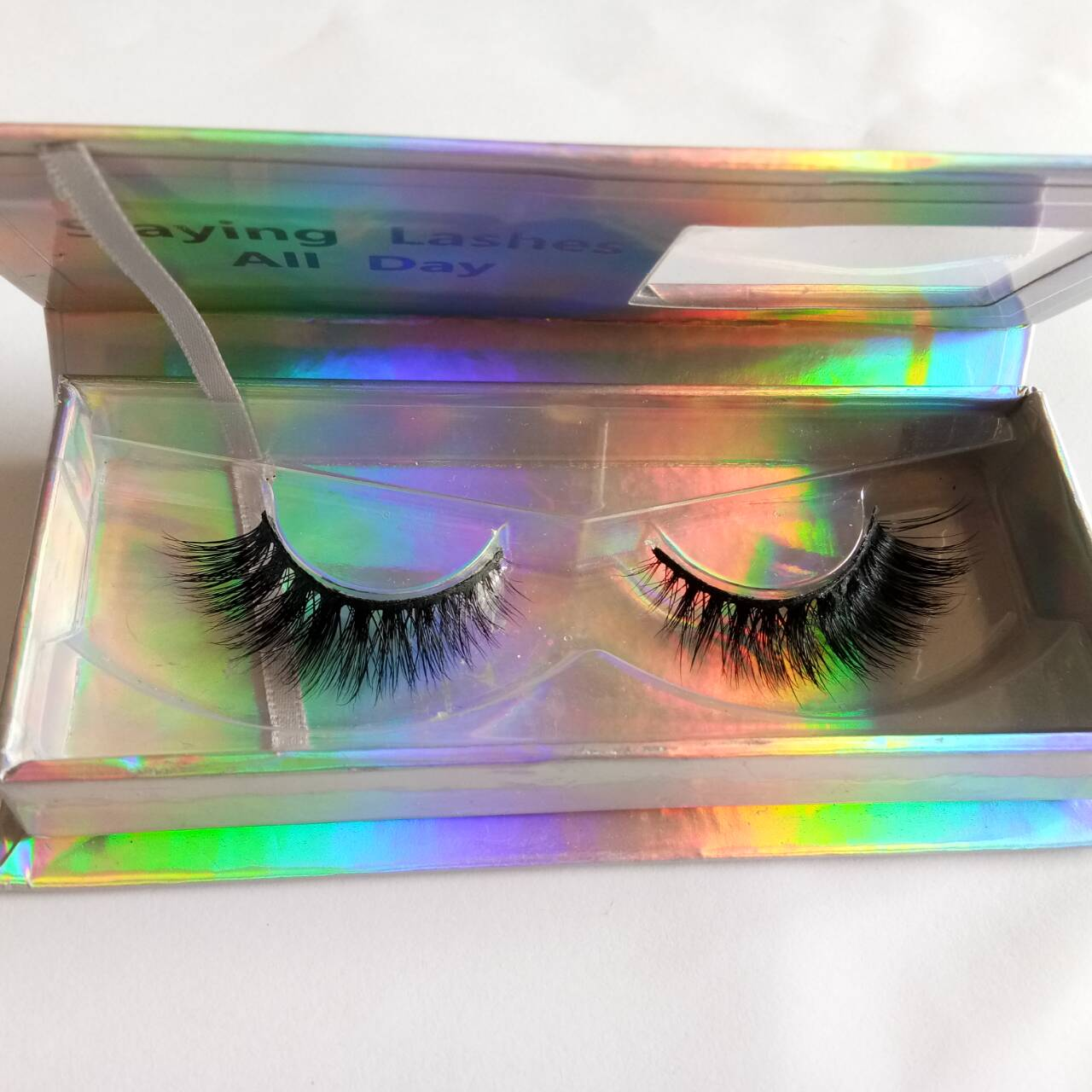 Mink Lashes Wholesale Vendor Supplies Handmade 3d Mink Lashes With Laser  Silver Packaging - Buy Mink Lashes Wholesale,Lashes Vendor,Lmink Lashes