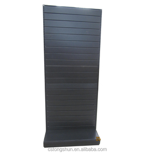 Slatwall Back Panel Gondola Store Shelf