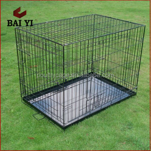 Xxl dog cratelow price large metal folding dog crates and for Xxl dog house
