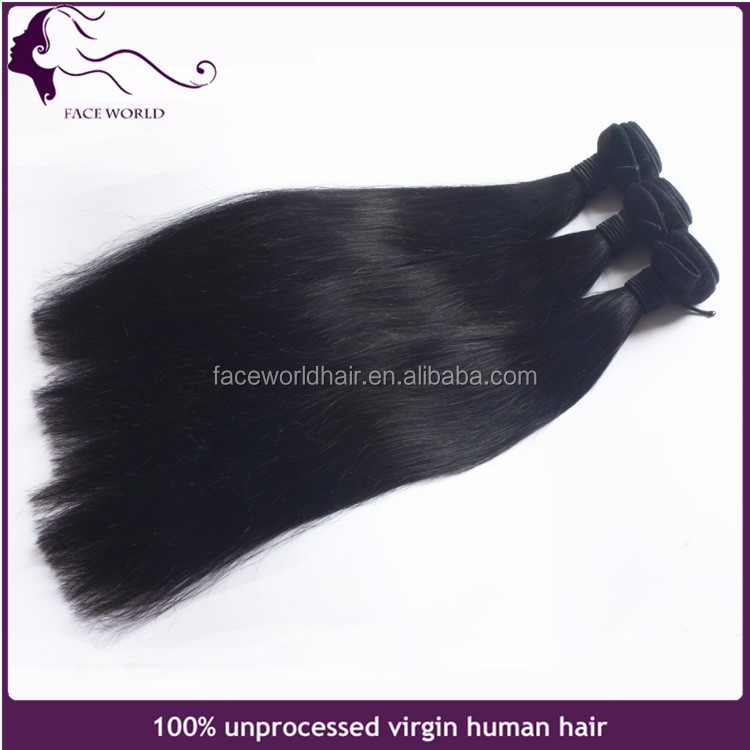 cheap real factory price straight remy hair products human indian hair extension